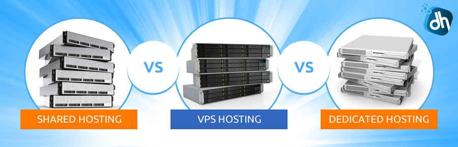 hosting types - হোস্টিং এর ধরন