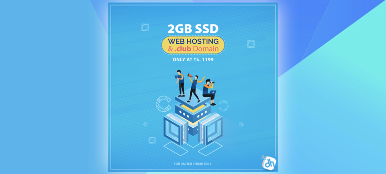 Web Hosting Offer | .Club Domain Offer | DianaHost