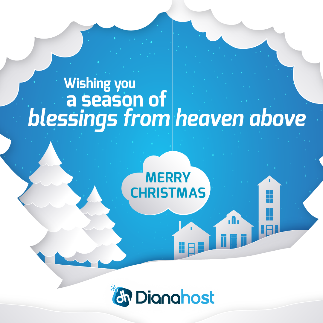 Christmas_wish, dianahost; ultrafast_web_hosting_&_it_solution; ultra-fast_web_hosting