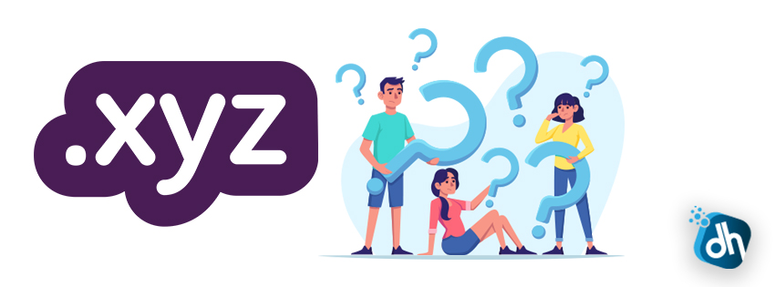 Why .xyz domain is so popular?
