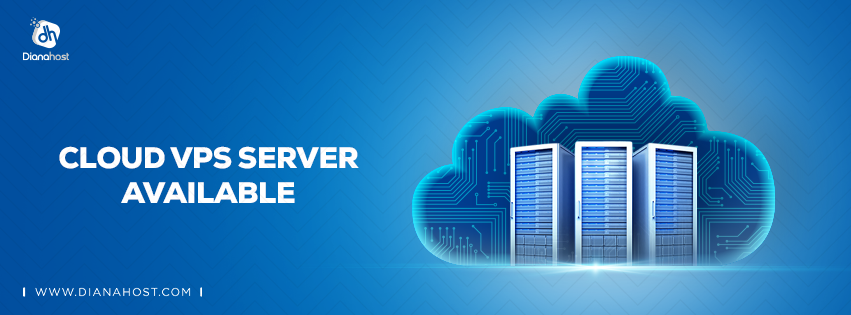 Cloud VPS Server Available